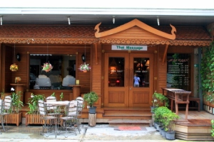 Thai massage & spa can be found anywhere in Bangkok.